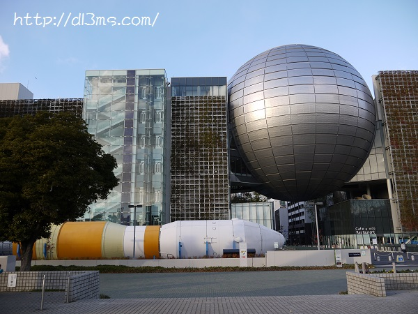 名古屋市科学館「特撮博物館」に行ってきました。