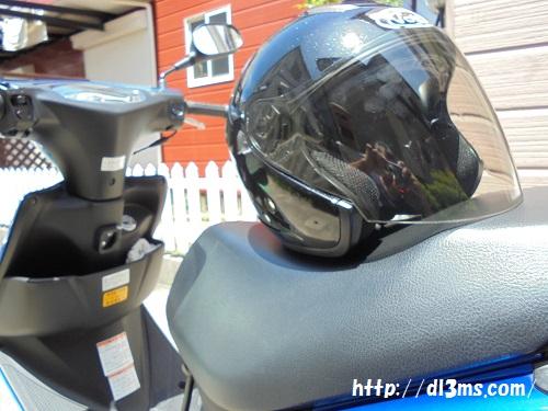 アドレス125S用のヘルメットの選び方